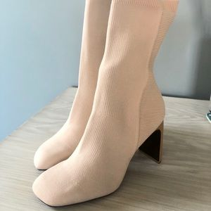 Rag & Bone knit sock boots 39